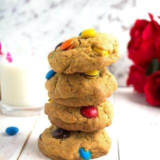 M&M cookies recipe video