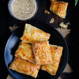 chicken puff recipe video