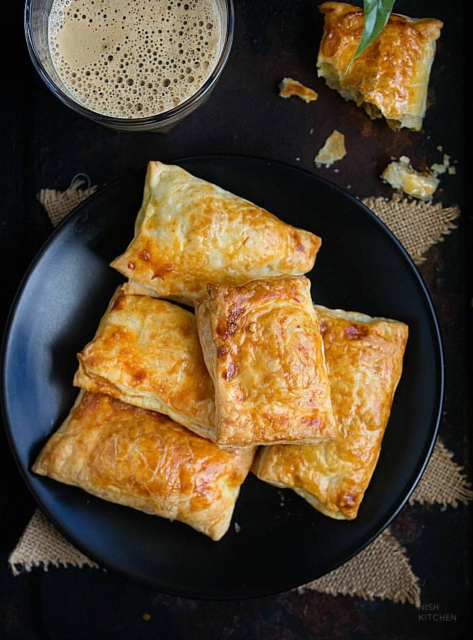 chicken puff recipe