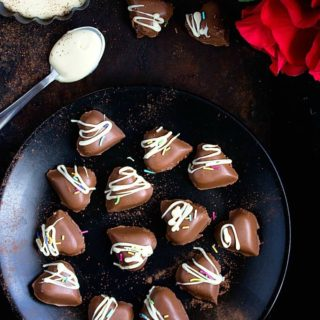 chocolate hearts recipe video