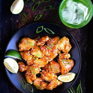 honey chicken recipe video
