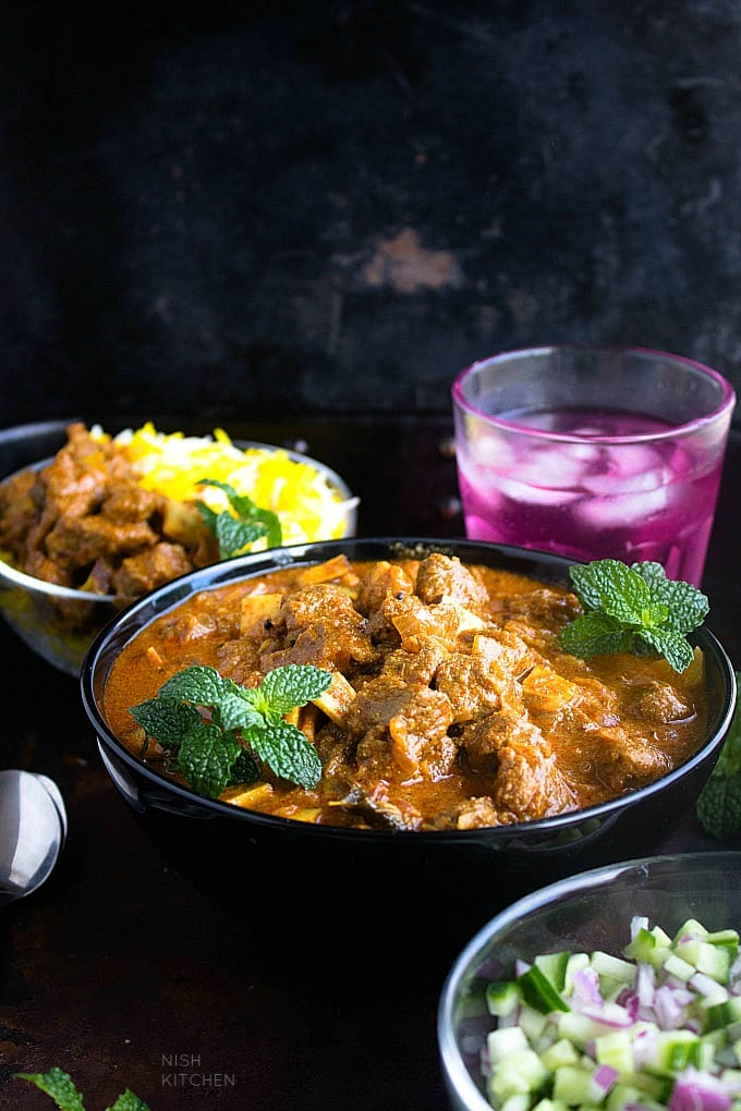 beef curry indian style