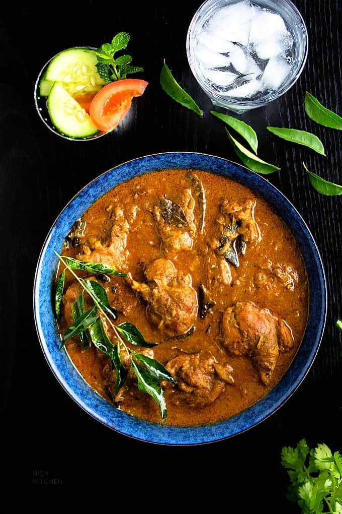kerala duck curry recipe