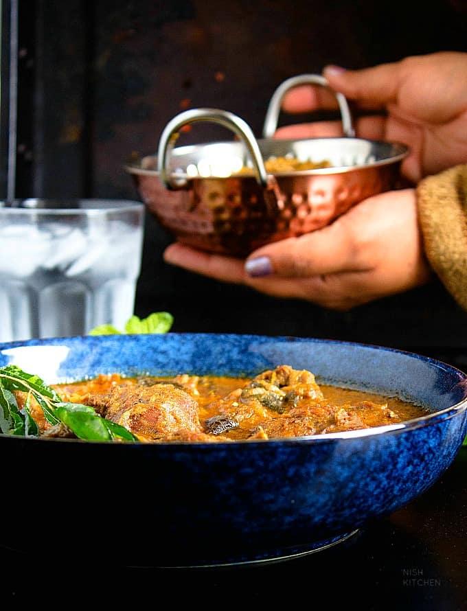 Kerala Duck Curry | Video