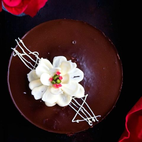 No Bake Chocolate Mousse Cake | Video