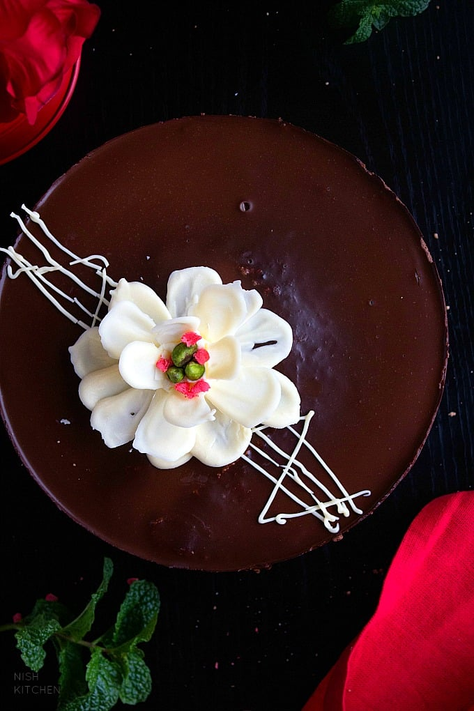 no bake chocolate mousse cake recipe