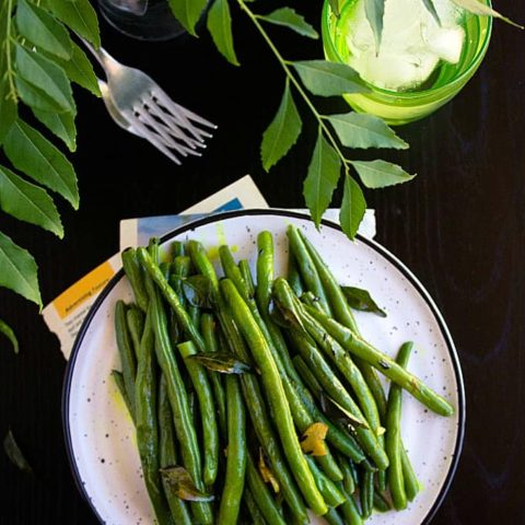 Sauteed Green Beans | Video