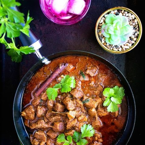 Lamb bhuna recipe video