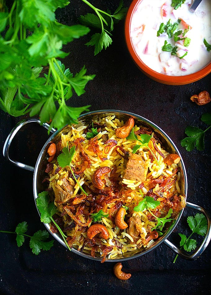 lamb biryani recipe video