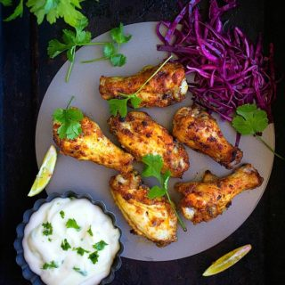 spicy chicken wings recipe video