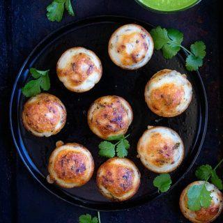 savory kuzhi paniyaram recipe video