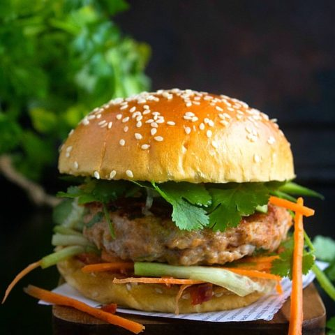 Butter Chicken Burger | Video