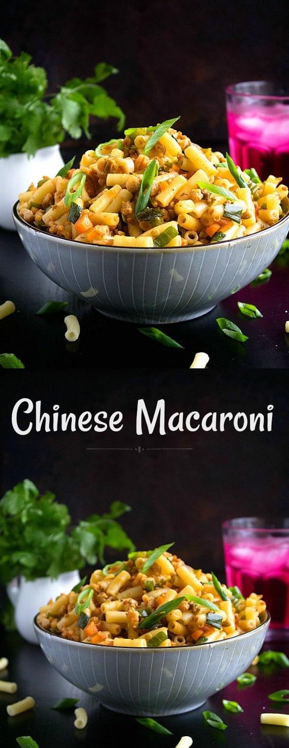 Chinese Macaroni