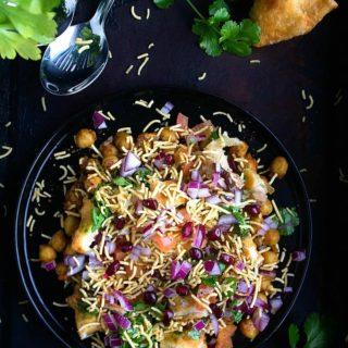 samosa chaat recipe video