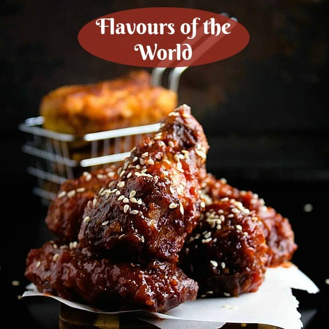 flavours of the world