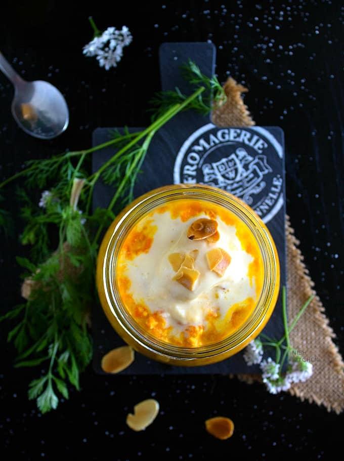 Indian carrot halwa recipe