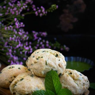 masala scones recipe video