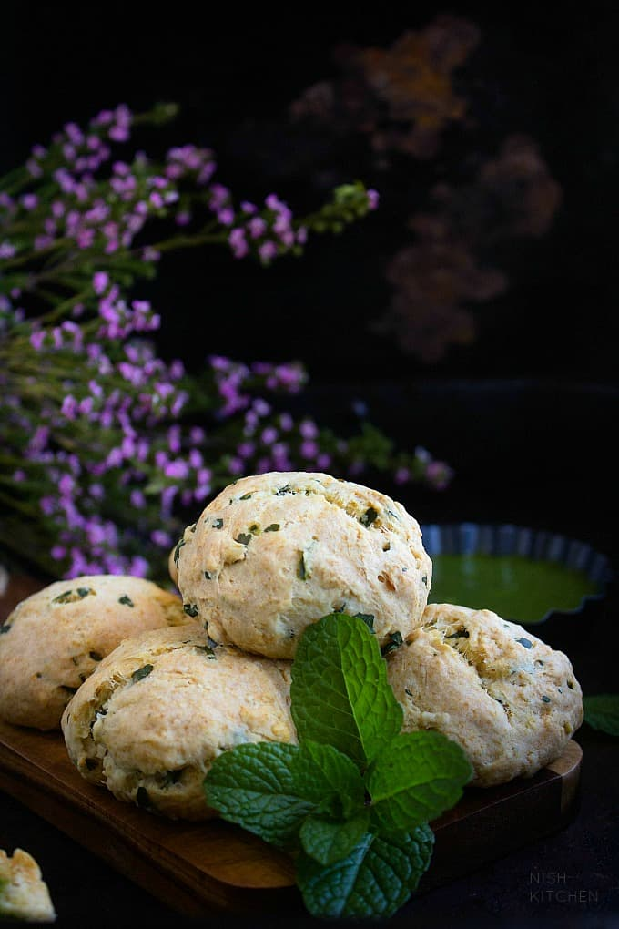 masala scones recipe video