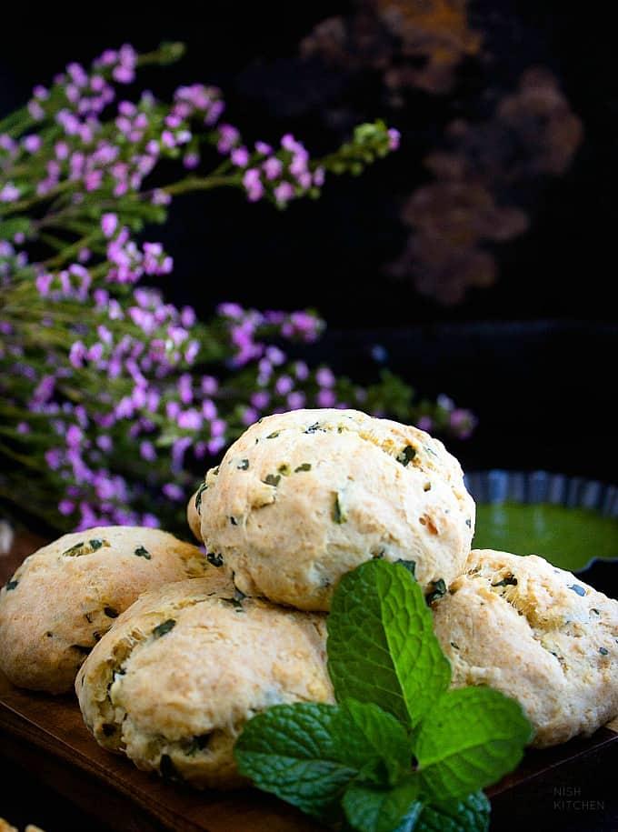Masala scones recipe