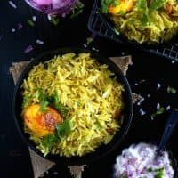 Egg Pulao | Video