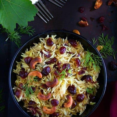 Cranberry Rice | Video