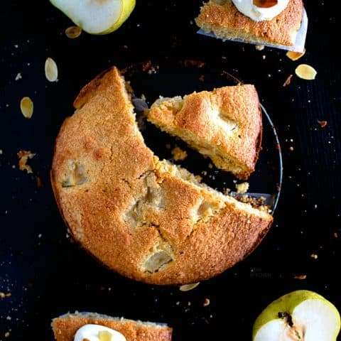 French Pear Cake | Video