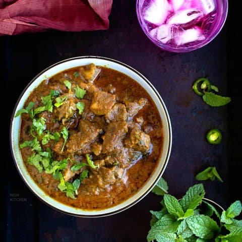 Lamb Karahi | Video