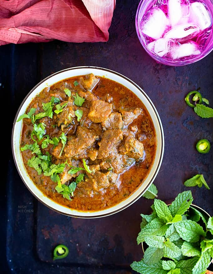lamb curry recipe