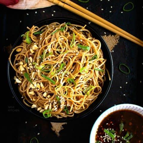 Soba Noodle Salad | Video