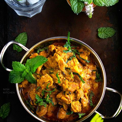 Indian Pork Curry