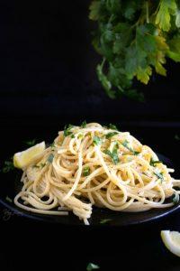 pasta al limone recipe