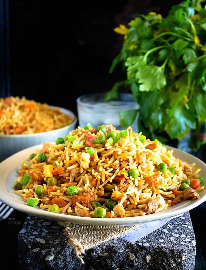 tuna fried rice recipe