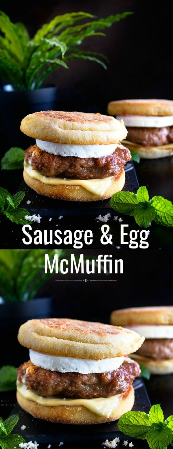 Sausage and Egg McMuffin