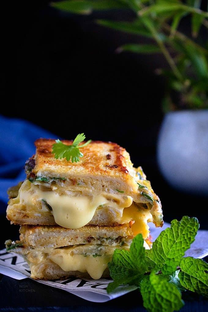 One Pan Egg Toast Recipe