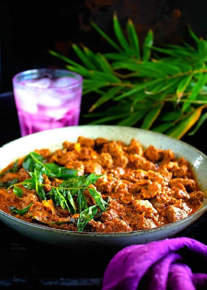 Madras beef