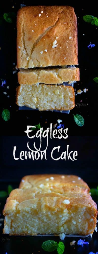 easy eggless cake