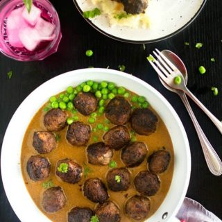 IKEA Swedish meatballs recipe video