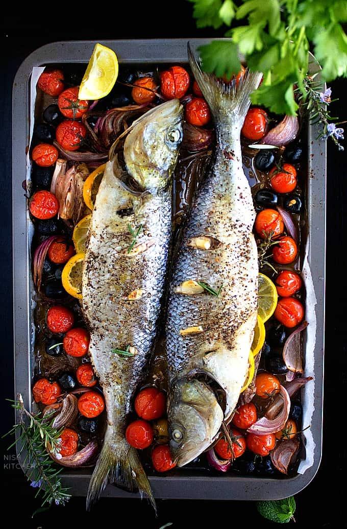 One pan roasted australian salmon recipe