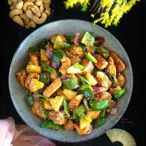 Pineapple Chicken Recipe Video