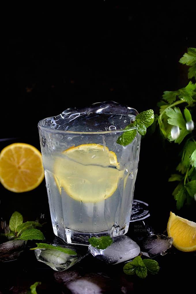 Shikanji or Indian lemonade recipe