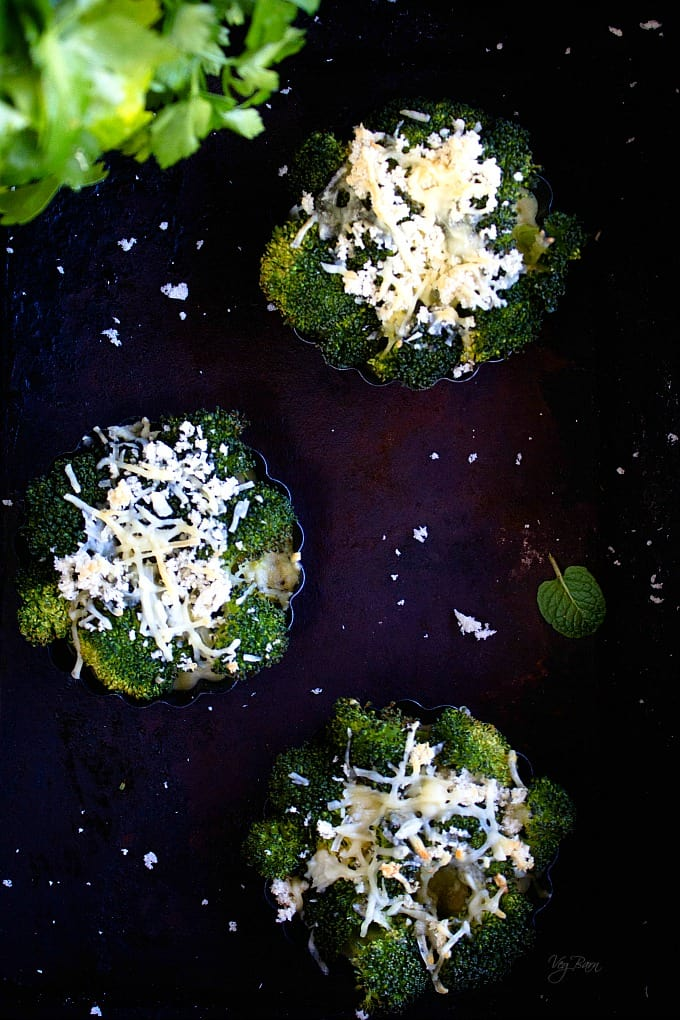 easy Broccoli Gratin