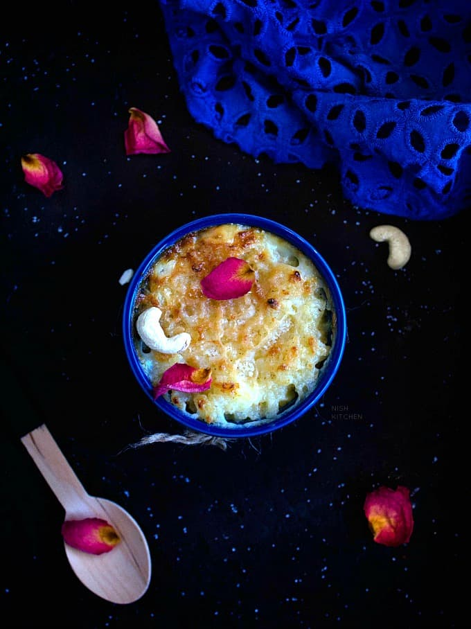 Rice Pudding creme brulee recipe video