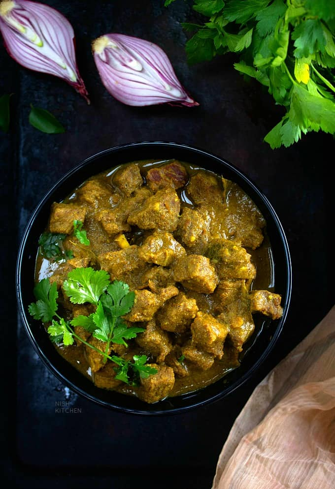 Beef Coconut Curry Recipe