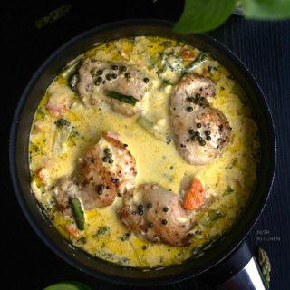 Green Peppercorn Chicken Recipe Video