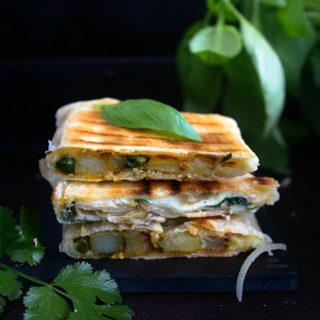 roti sandwich recipe idea