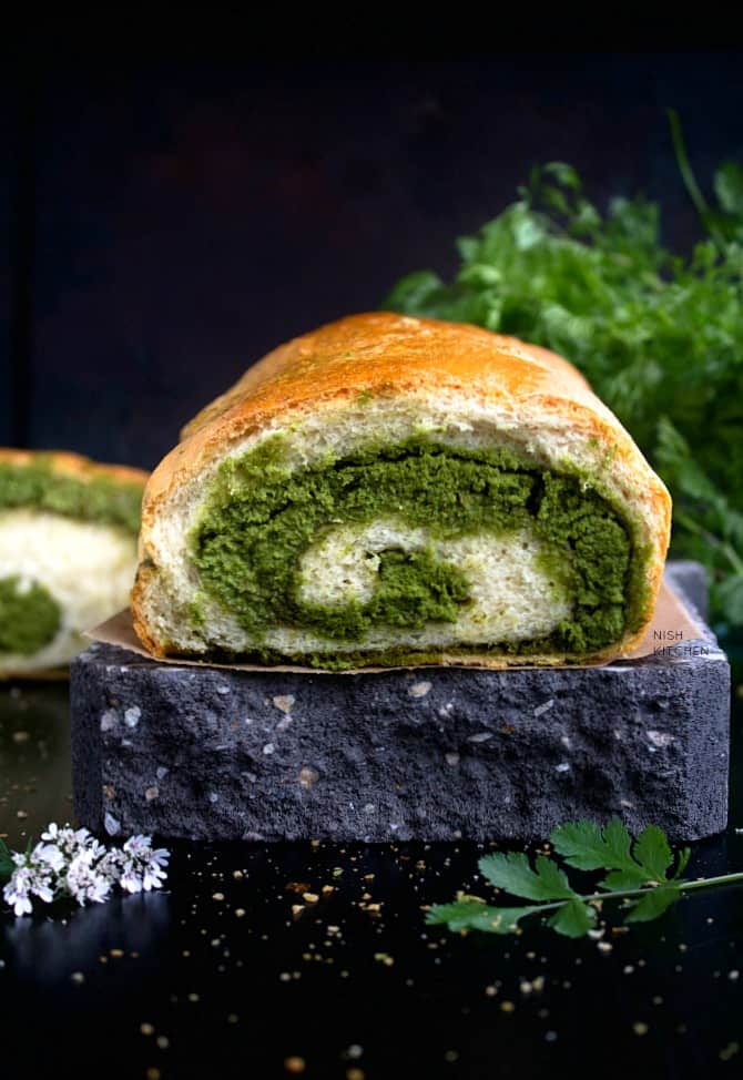 how to make swirl bread