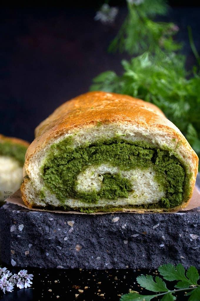 Chutney Swirl Bread Recipe