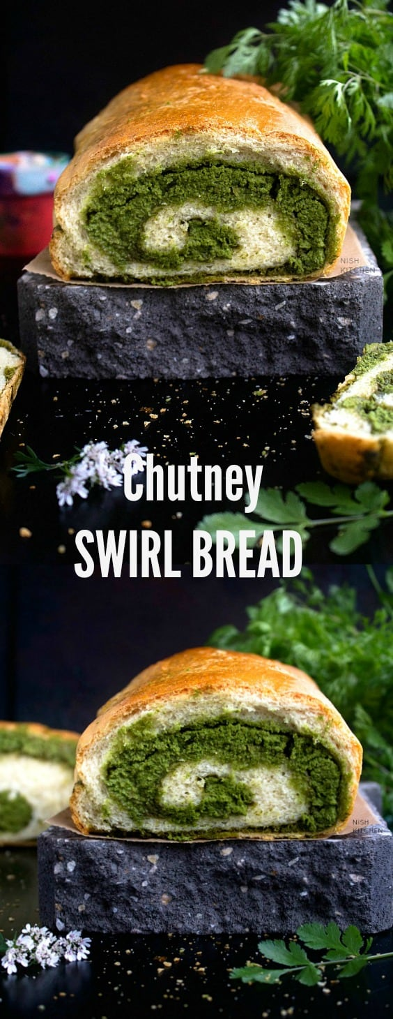 Chutney Swirl Bread