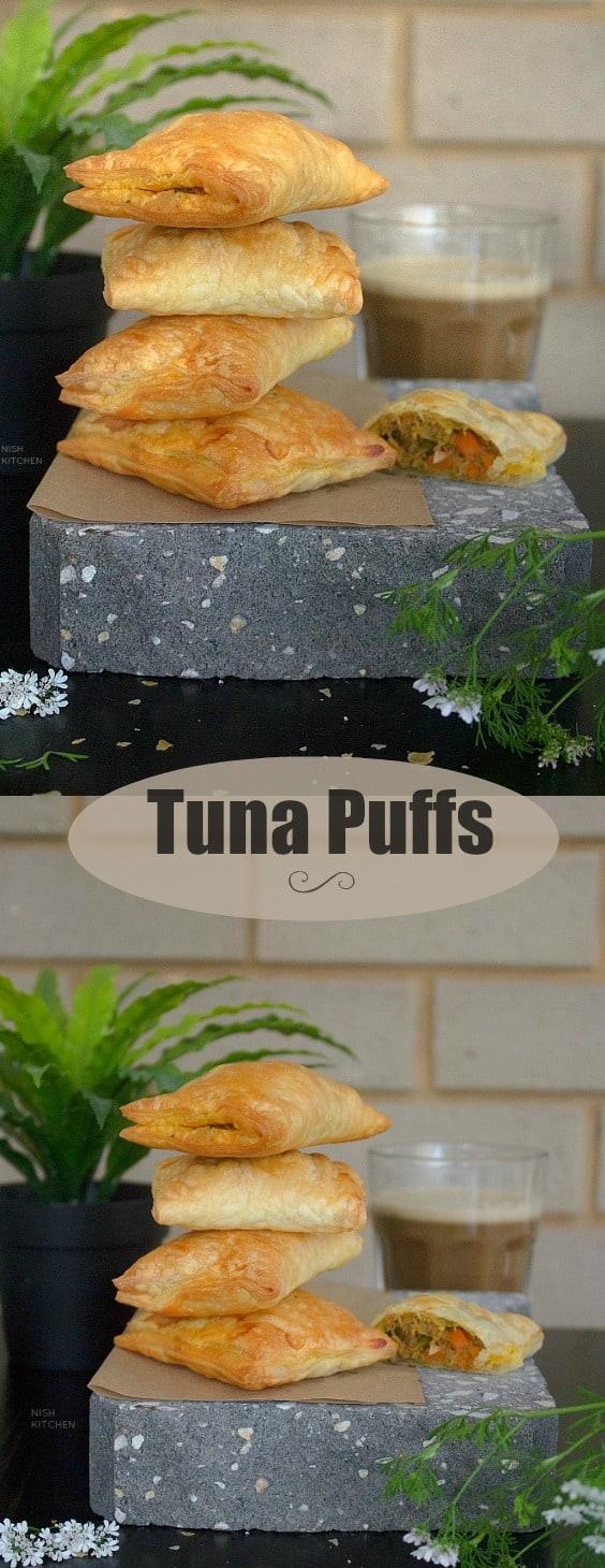 Easy Tuna Puffs