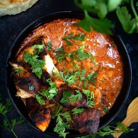 Instant Pot Chicken Tikka Masala recipe Video